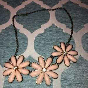 Accessories - FLOWER NECKLACE SET
